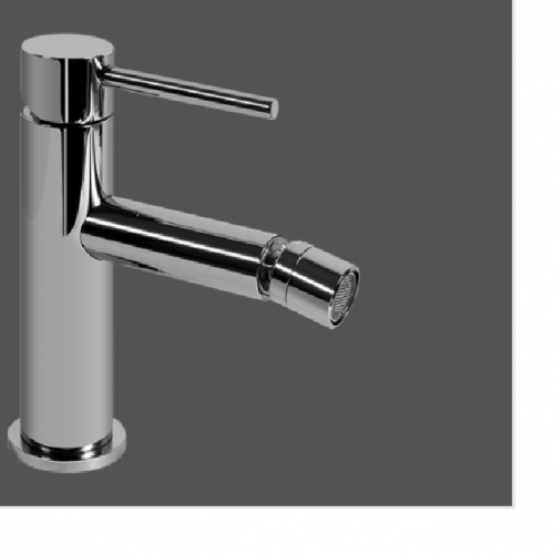 Graff ME25 Polished Chrome Single Lever Bidet Mixer
