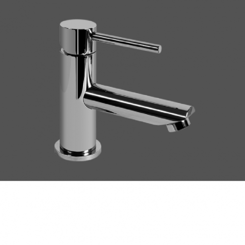 Graff ME25 Polished Chrome Single Lever Basin Mixer 10.5 Spout