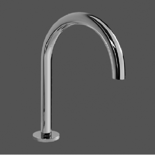 Graff ME25 Polished Chrome Deck Mounted Washbasin Spout