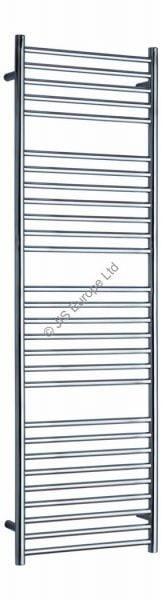 JIS Beacon 520 x 1650mm Stainless Steel Heated Towel Rail