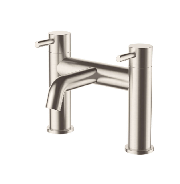 Just Taps Plus Inox IX223 Stainless Steel Bath Filler Tap