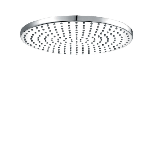 Just Taps Plus Inox IX300 Stainless Steel 300mm Shower Head