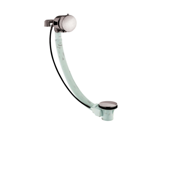 Just Taps Plus Inox IX809A6 Stainless Steel Bath Filler