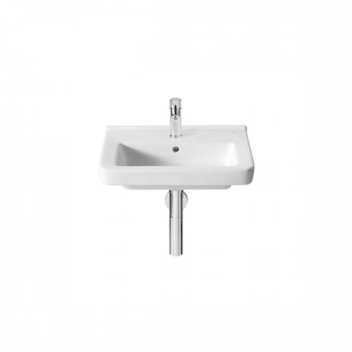 Roca Dama-N Compact 500x320mm 1 Tap Hole Wall Mounted Basin-0