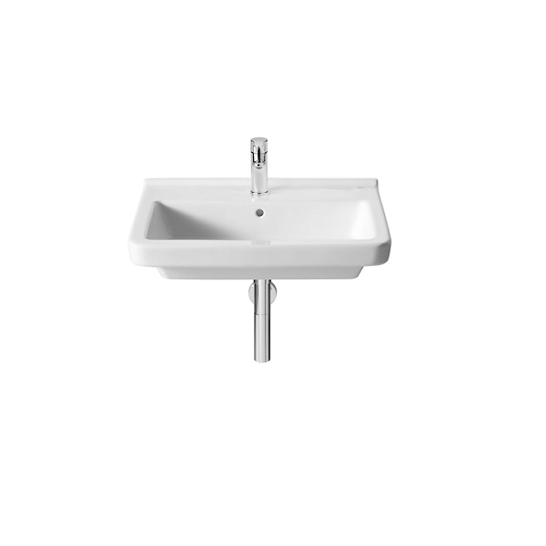 Roca Dama-N 550 x 460mm 1 Tap Hole Wall Mounted Basin-0