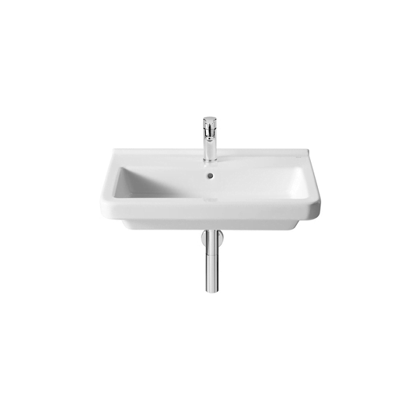 Roca Dama-N 650 x 460mm 1 Tap Hole Wall Mounted Basin-0