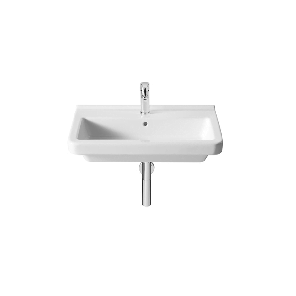 Roca Dama-N 700 x 460mm 1 Tap Hole Wall Mounted Basin-0