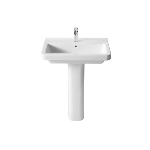 Roca Dama-N 700 x 460mm 1 Tap Hole Wall Mounted Basin-18276