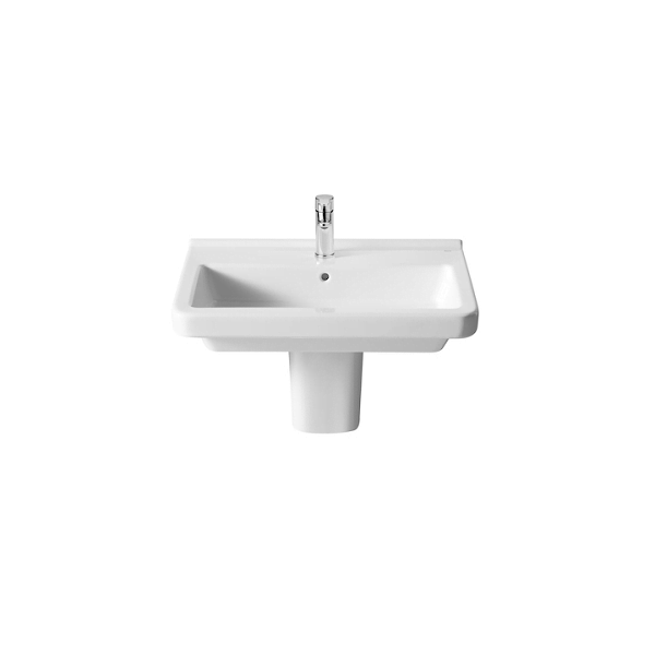 Roca Dama-N 700 x 460mm 1 Tap Hole Wall Mounted Basin-18274