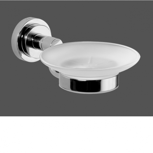 Graff ME25 Polished Chrome Soap Dish Holder
