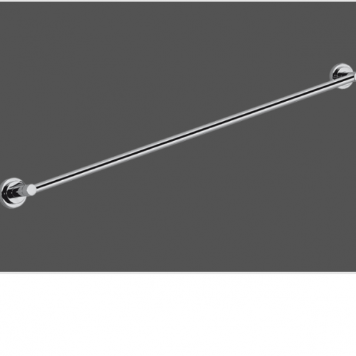 Graff ME25 Polished Chrome Towel Bar 76.20cm
