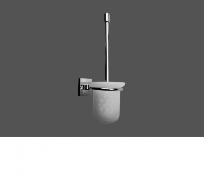 Graff ME25 Polished Chrome Toilet Brush 2331000