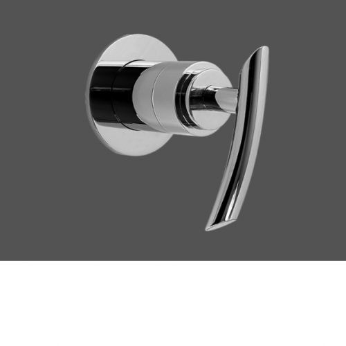 """Graff Tranquility Polished Chrome 3/4"""" Concealed Cut Off Valve - Exposed Parts"""