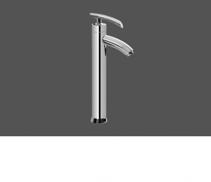 Graff Tranquility Polished Chrome Single Lever Basin Mixer High