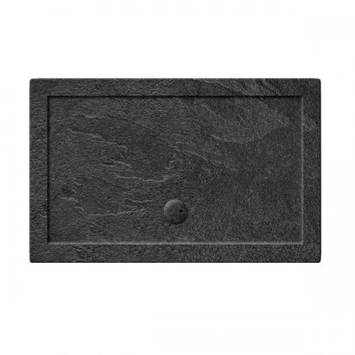 Crosswater Walk In 35mm 1400x900mm Slate Grey Acrylic Tray-0
