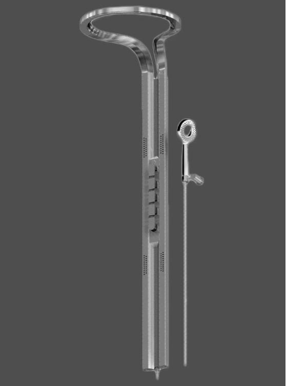 Graff Ametis American Made Thermostatic Shower Column