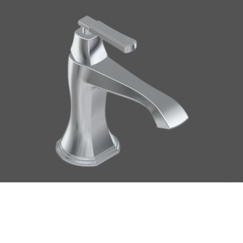 Graff Finezza Uno Polished Chrome Single Lever Basin Mixer