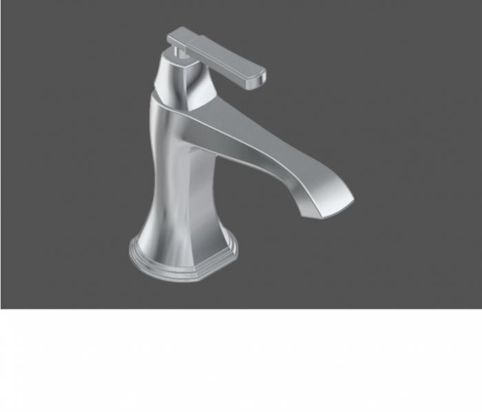 Graff Finezza Uno Polished Chrome Single Lever Basin Mixer