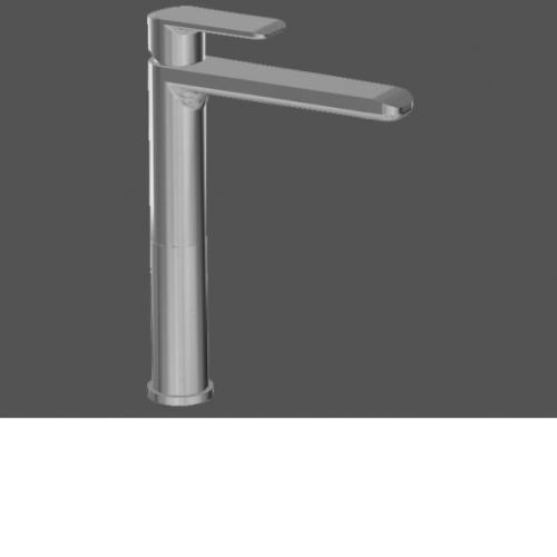 Graff Java Polished Chrome Single Lever Basin Mixer - 14.5cm Spout