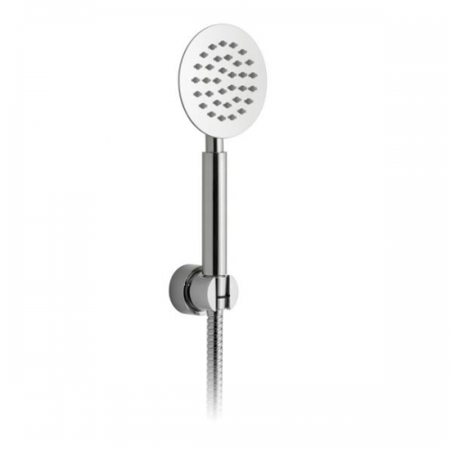 Vado Aquablade Chrome Round Mini Shower Handset Kit-0