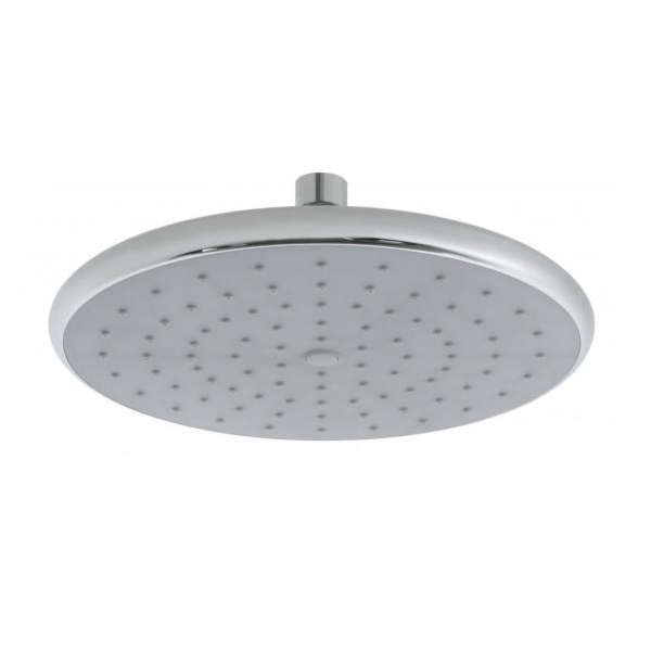 Vado Ceres Chrome 235mm Self-cleaning Shower Head-0