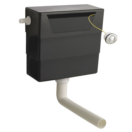 cheap concealed cistern for a back to wall pan