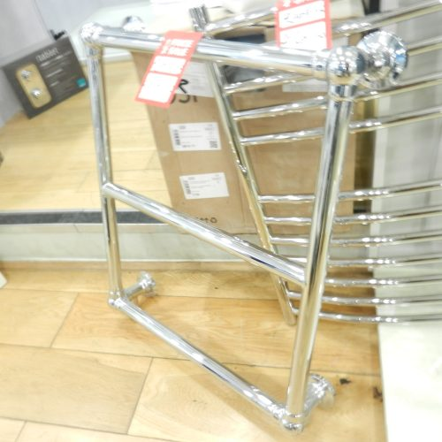 Ex Display Traditional Heated Towel Rail 560 x 640mm