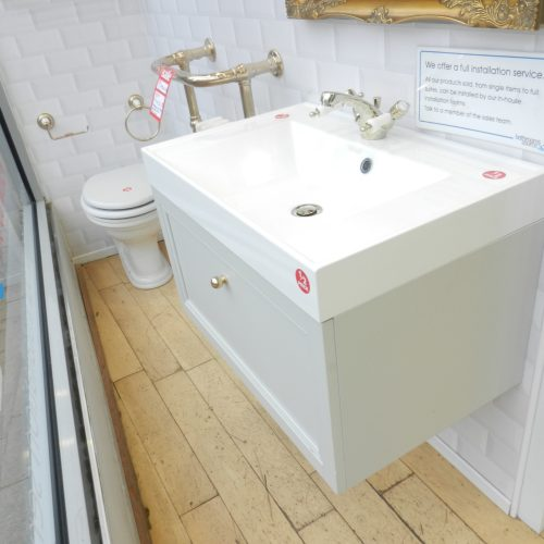 Ex Display Heritage Suite in Gold