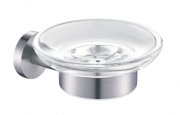 Just Taps Inox stainless steel soap dish IX131