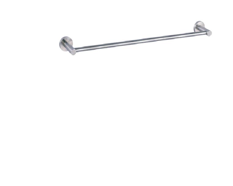 Just Taps Plus Inox 643mm stainless steel towel rail IX111