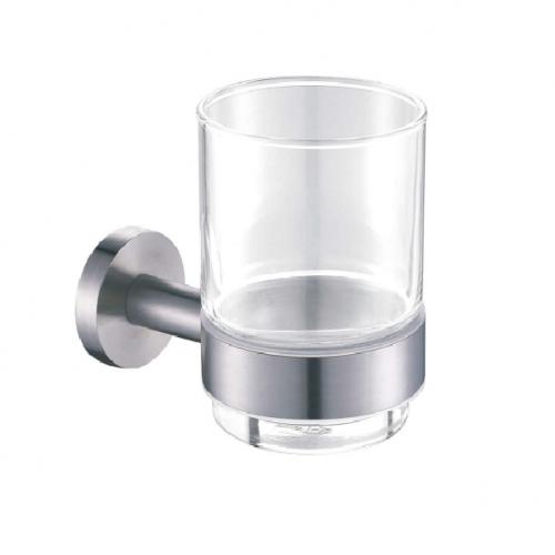 Just Taps Plus Inox stainless steel tumbler holder IX141