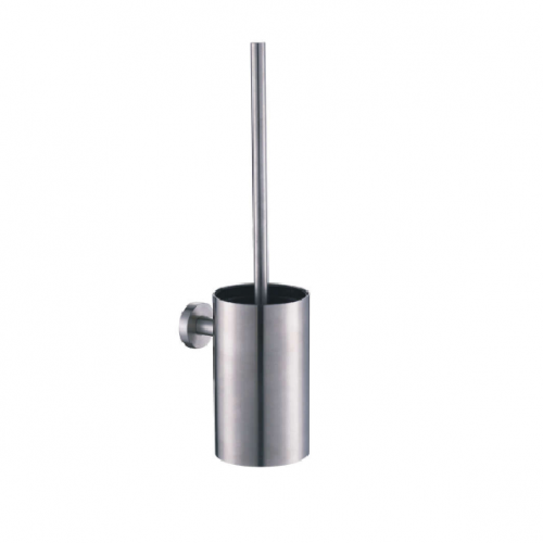 Just Taps Plus Inox toilet brush holder IX168