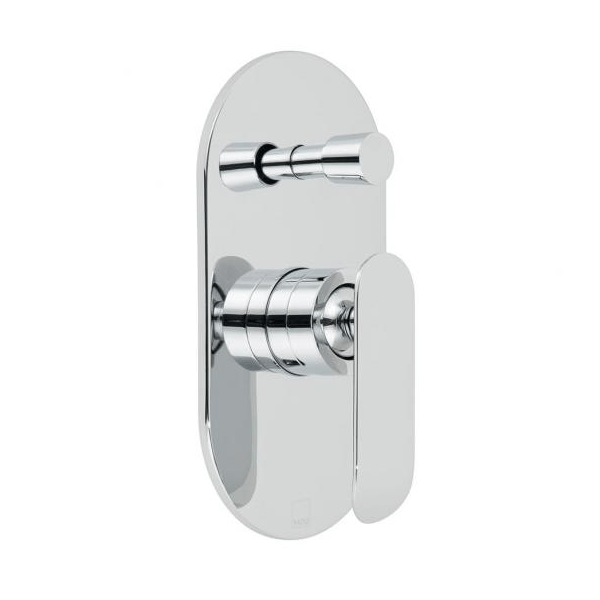 Vado Kovera Concealed Manual Shower Valve With Diverter-0