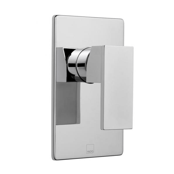 Vado Notion Single Lever Concealed Manual Shower Valve-0