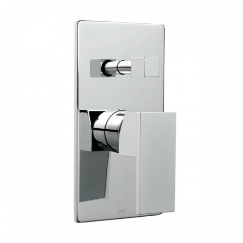Vado Notion Concealed Manual Shower Valve With Diverter-0