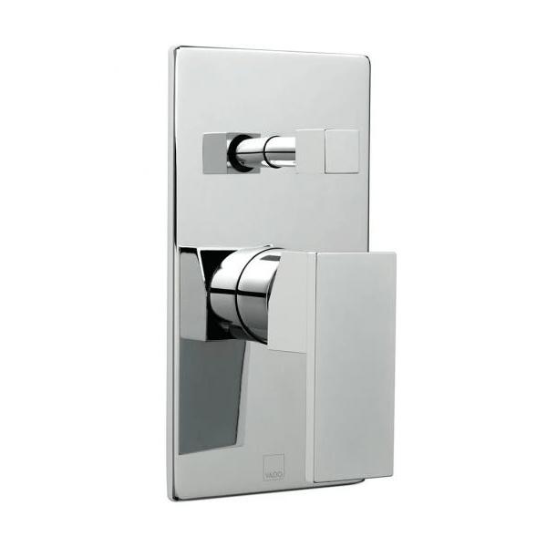 Vado Notion Concealed Manual Shower Valve With Diverter-0