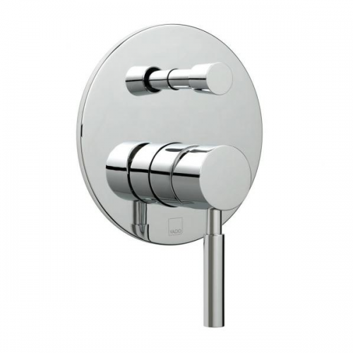 Vado Origins Concealed Manual Shower Valve With Diverter-0