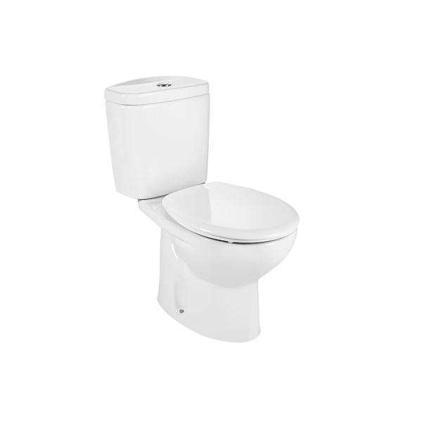 Buy Roca Laura Open Back 665mm Projection Complete Toilet-0