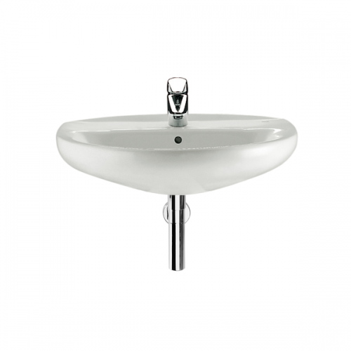 Buy Roca Laura 520 x 410mm Wall Mounted Tap Hole Basin-0