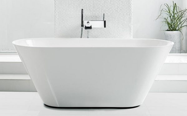 Svedbergs Oval 170 Cast Marble Freestanding Bath
