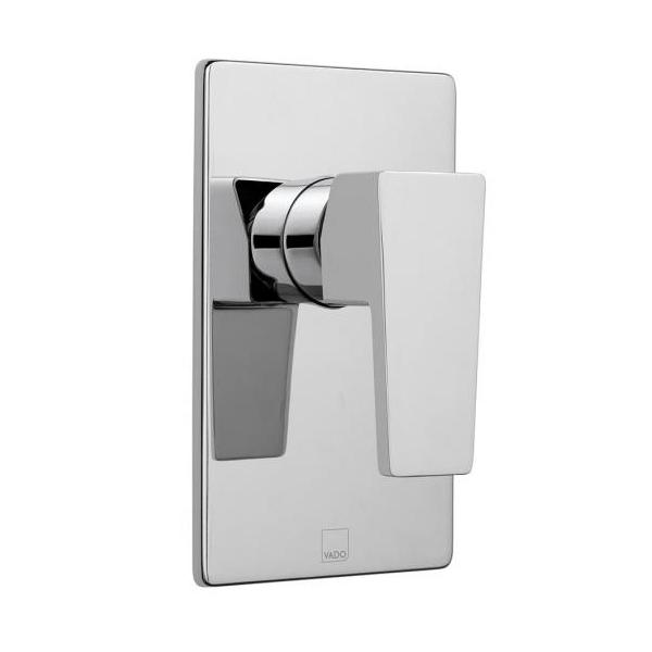 Vado Synergie Single Lever Concealed Manual Shower Valve-0