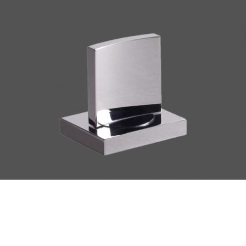 Graff Luna Deck Mounted Basin Valve - Clockwise Opening
