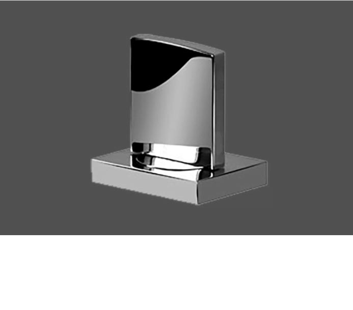 Graff Luna Deck Mounted Bathtub Valve - Counter Clockwise Opening
