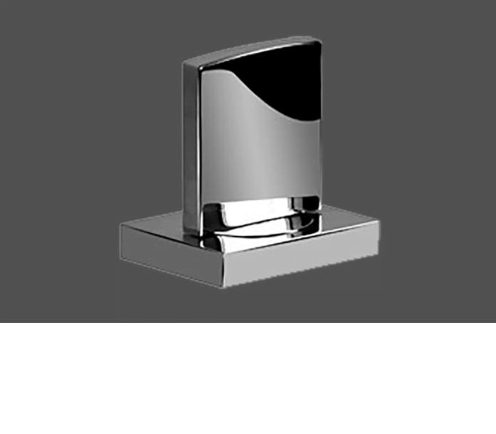 Graff Luna Deck Mounted Bathtub Valve - Clockwise Opening