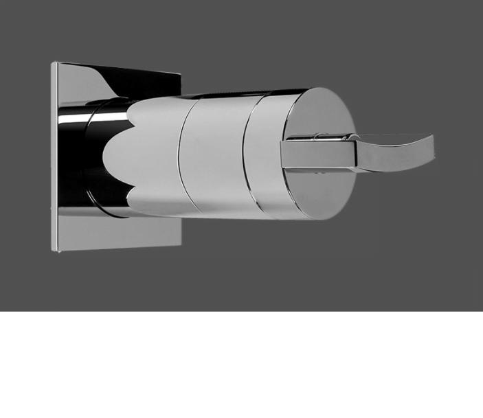 "Graff Luna 3/4"" Concealed Cut Off Valve - Exposed Parts"