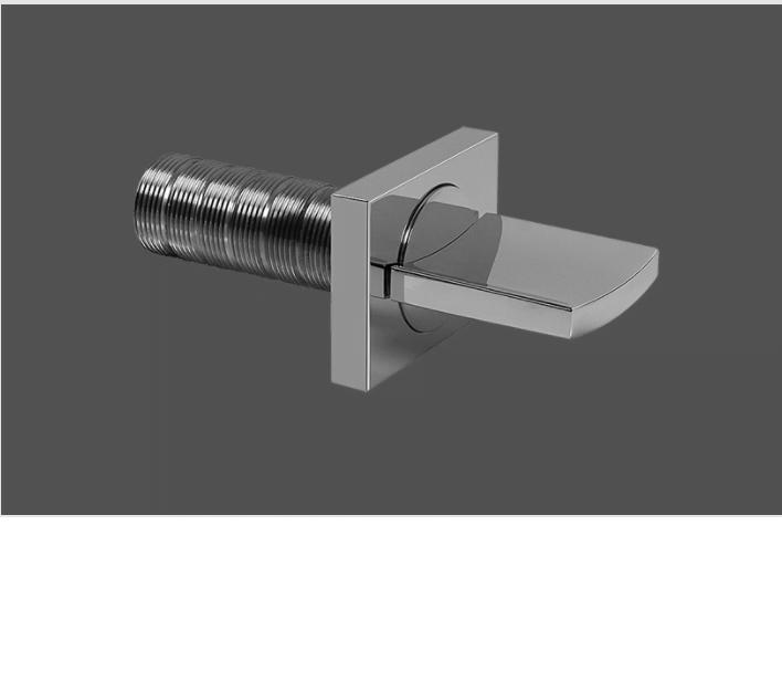 Graff Luna Concealed Basin Valve - Exposed Parts