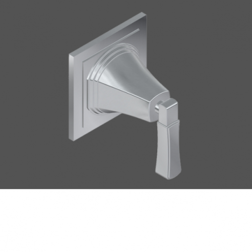 Graff Finezza Uno Polished Chrome American Made 3/4 Concealed Diverter with 2 Outlets - Exposed Parts In London