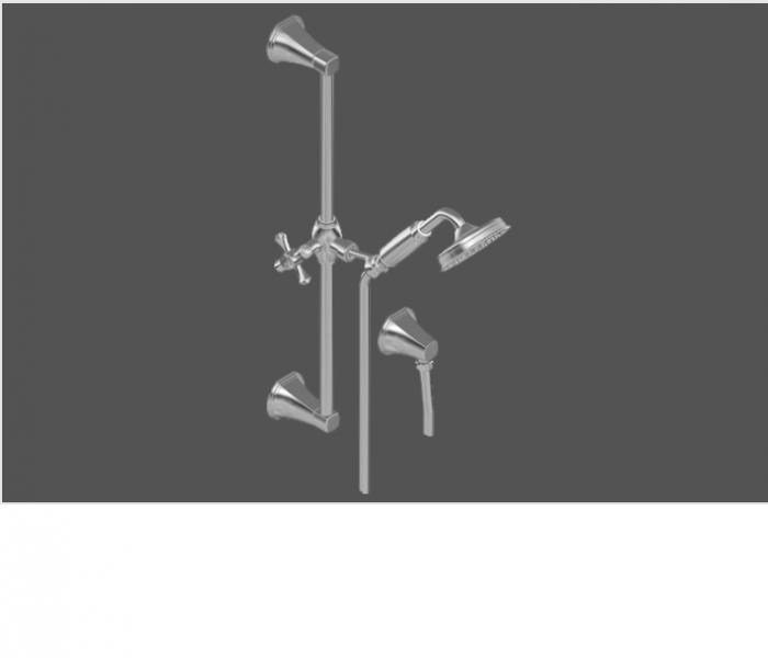 Graff Finezza Uno Polished Chrome American Made Handshower Set 5167200