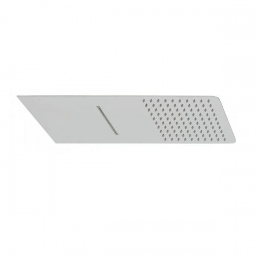 Vado Aquablade 2 Function Square Wall Mounted Shower Head-0