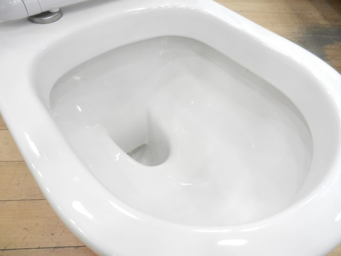 Ex Display Saneux Austen Close Coupled Left Hand Soil Exit Toilet -20885